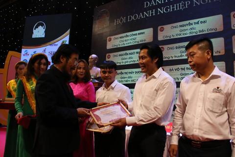 Doanh nhân Trần Thanh Tịnh đồng hành cùng Hội Doanh nghiệp Nghệ Tĩnh tại TP. Hồ Chí Minh  - Ảnh 3