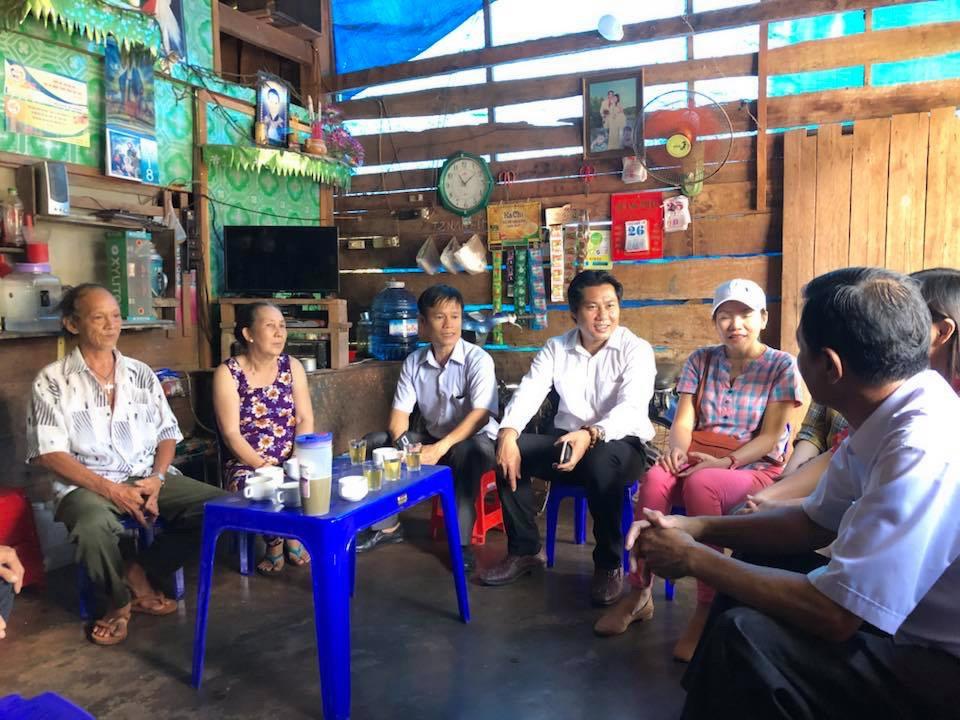 Doanh nhân Trần Thanh Tịnh đồng hành cùng Hội Doanh nghiệp Nghệ Tĩnh tại TP. Hồ Chí Minh  - Ảnh 4