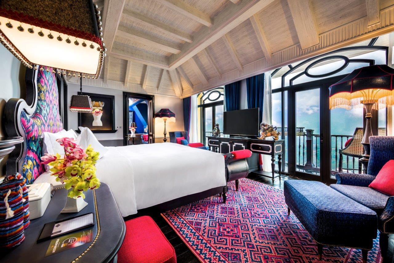 Choáng với vẻ đẹp của khách sạn ở Sa Pa trên CNN - Ảnh 8