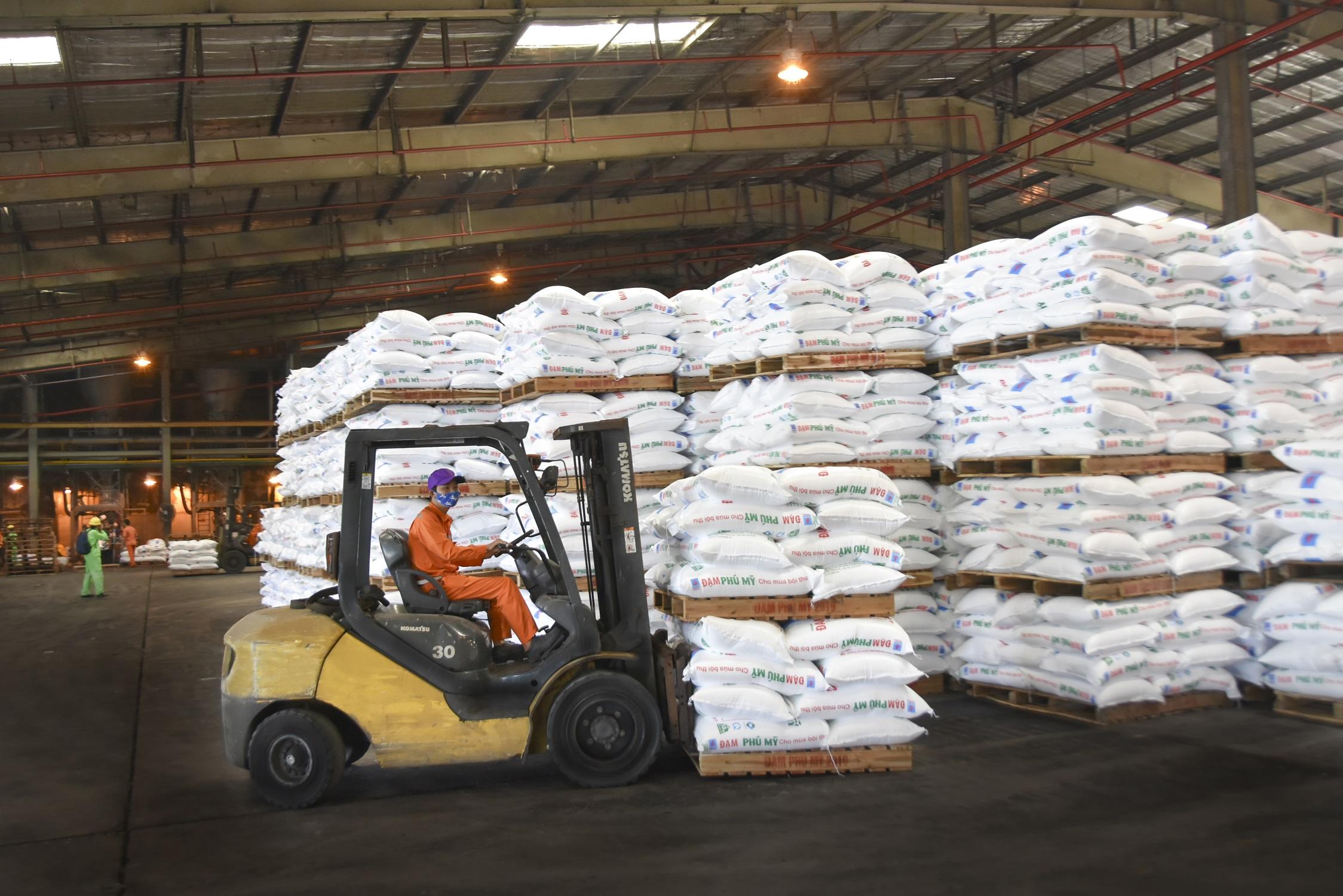Năm 2019, PVFCCo cung ứng gần 1 triệu tấn phân bón hóa chất  - Ảnh 2