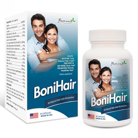 BoniHair – Bí quyết làm đen tóc bạc, cho ngày tết rạng ngời - Ảnh 2