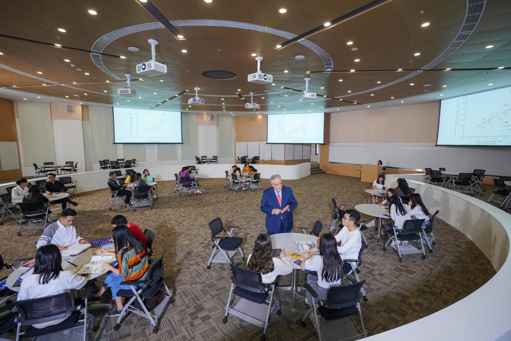 Đại học VinUni chính thức khánh thành  - Ảnh 4
