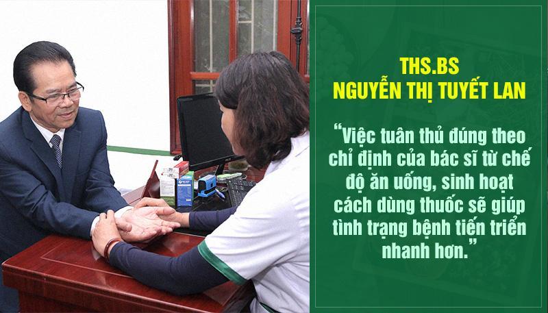 Bài thuốc chữa dạ dày tại Thuốc dân tộc - Giải pháp giúp NSND Trần Nhượng thoát bệnh  - Ảnh 3