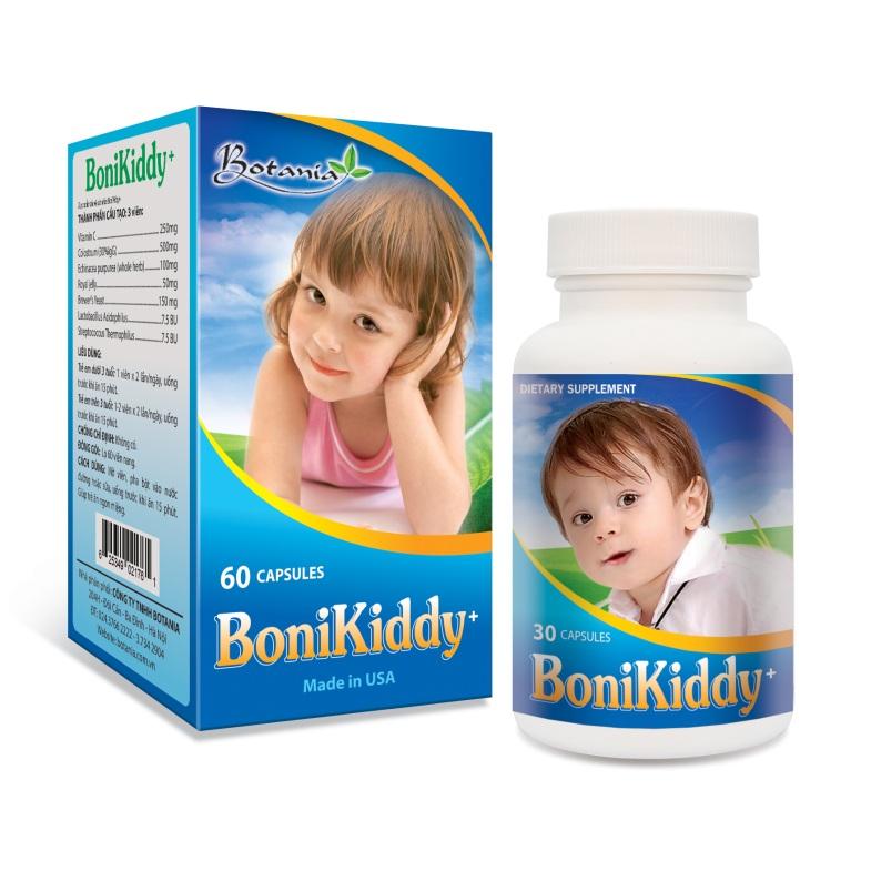BoniKiddy- Giải pháp từ thiên nhiên bảo vệ sức khỏe con yêu  - Ảnh 2