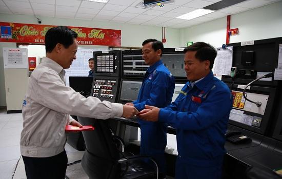 NMLD Dung Quất hoạt động an toàn, ổn định 110% công suất Tết Canh Tý 2020  - Ảnh 1
