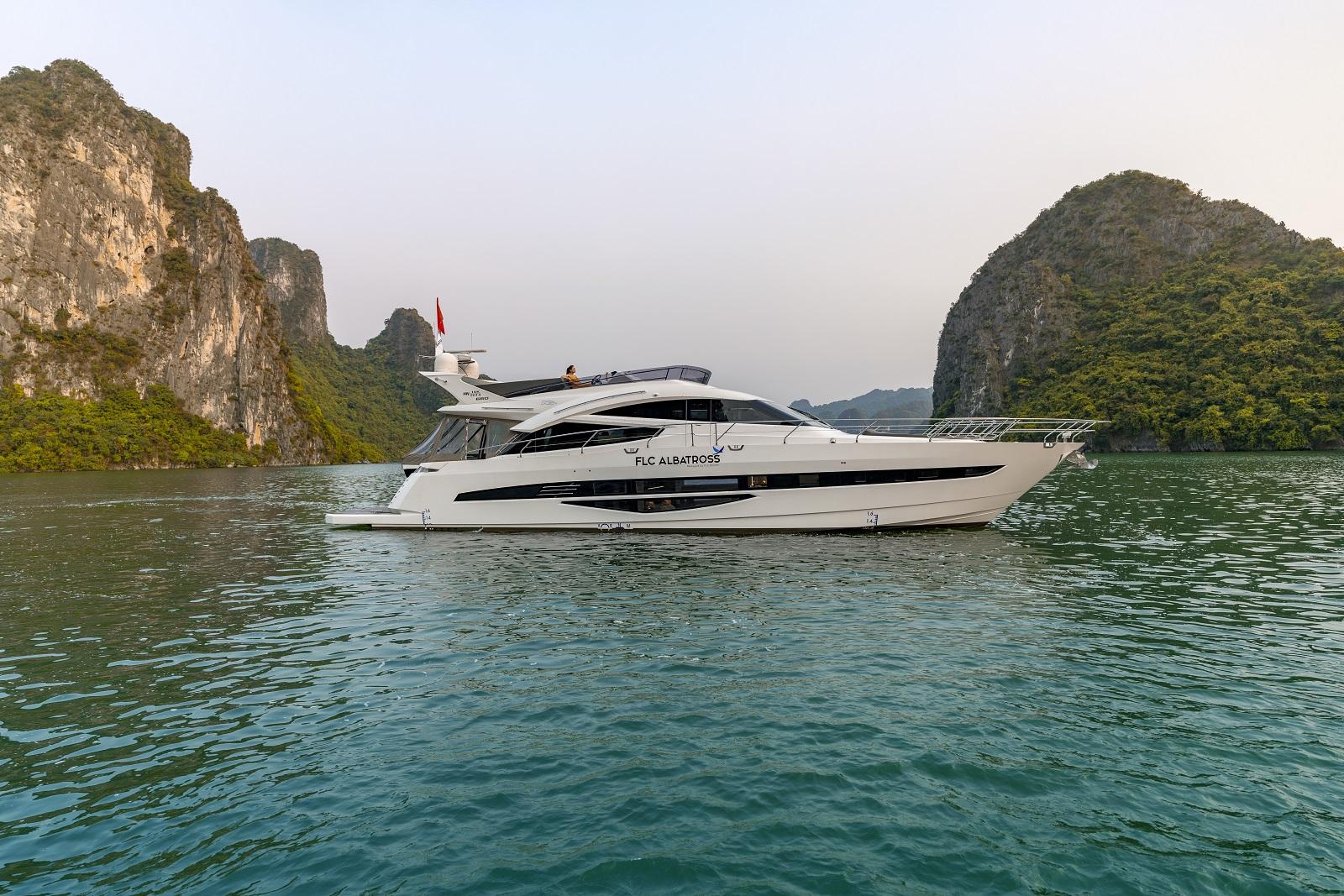 FLC Albatross – Du thuyền triệu đô lướt sóng tại FLC Quy Nhơn - Ảnh 2