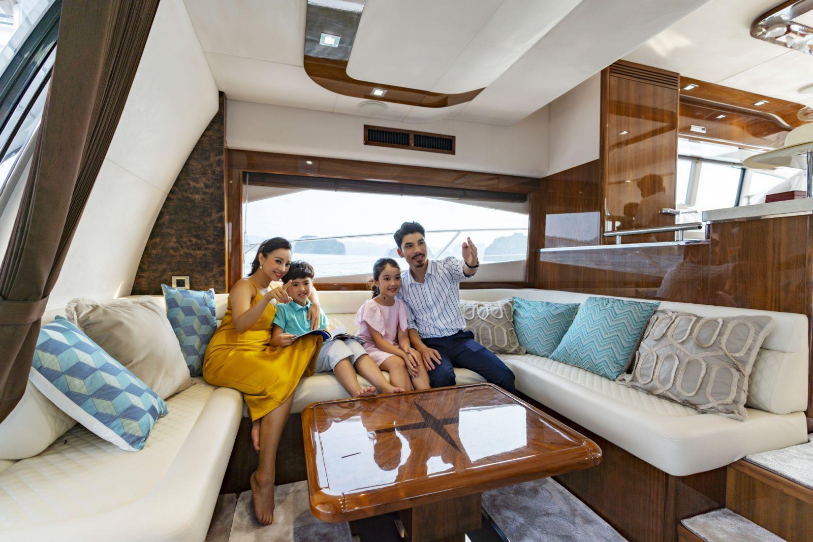 FLC Albatross – Du thuyền triệu đô lướt sóng tại FLC Quy Nhơn - Ảnh 3