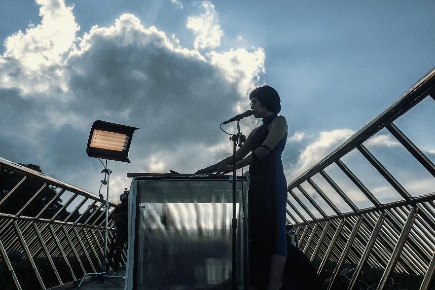 Sự kiện âm nhạc quốc tế United We Stream Asia tại Cầu Vàng: Khi âm nhạc thả trôi theo mây trời - Ảnh 4