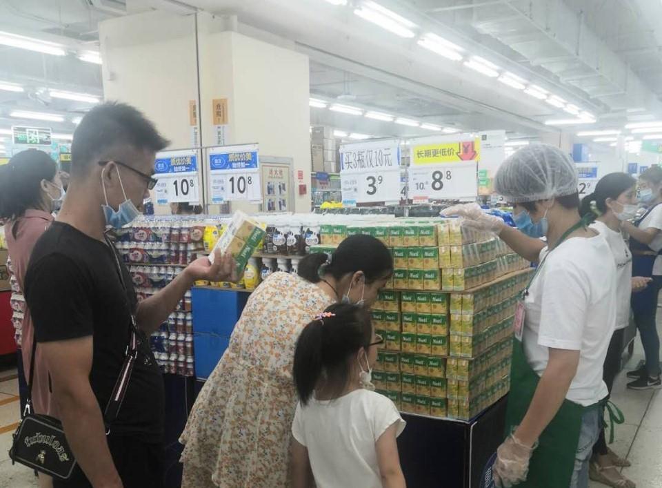 NutiFood mở rộng kênh phân phối thông qua đại siêu thị Walmart - Ảnh 1