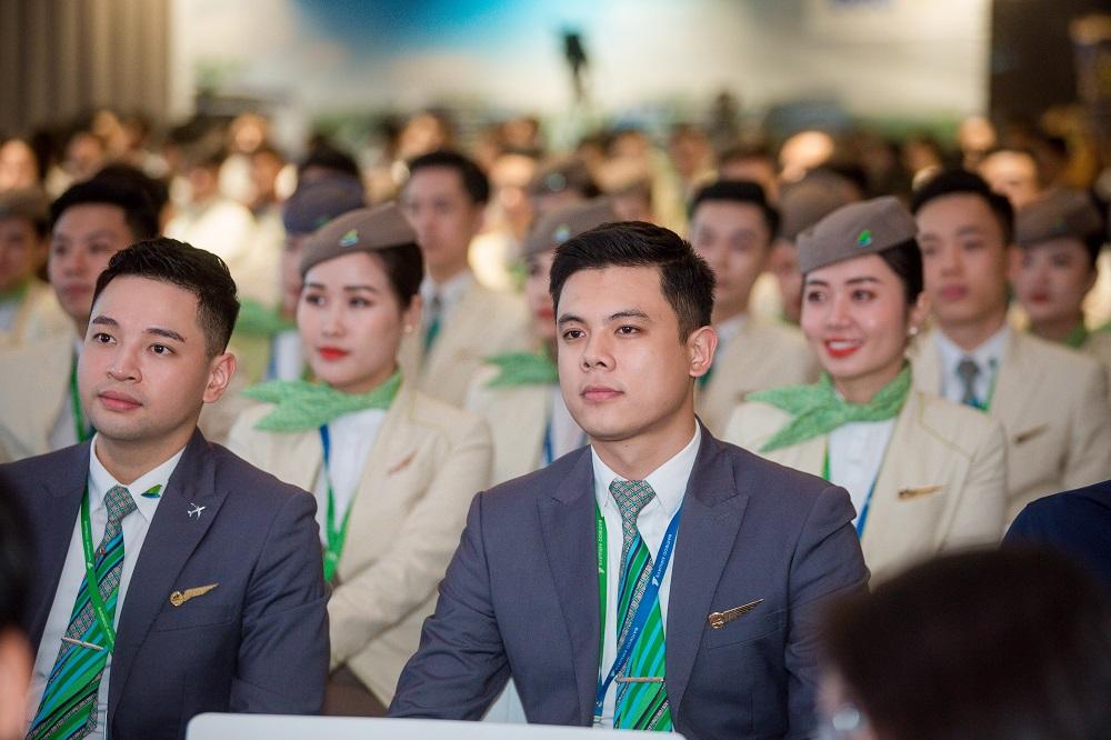 Ông Nguyễn Đức Hưởng: Bamboo Airways có thể đạt chuẩn tiếp viên 5 sao quốc tế ngay từ năm 2021  - Ảnh 3