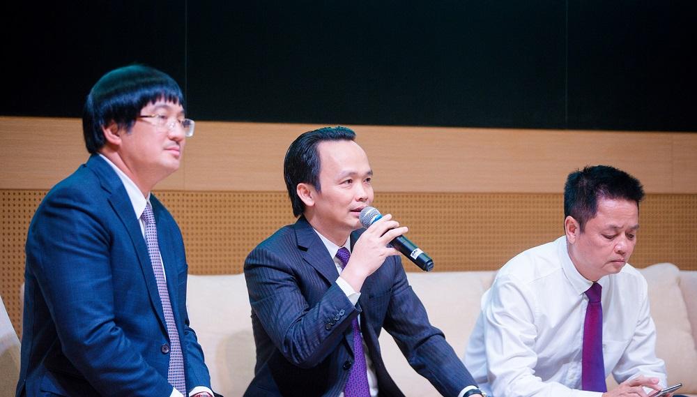 Chủ tịch Bamboo Airways: Hãng hàng không 5 sao bắt đầu từ nhân lực  - Ảnh 1
