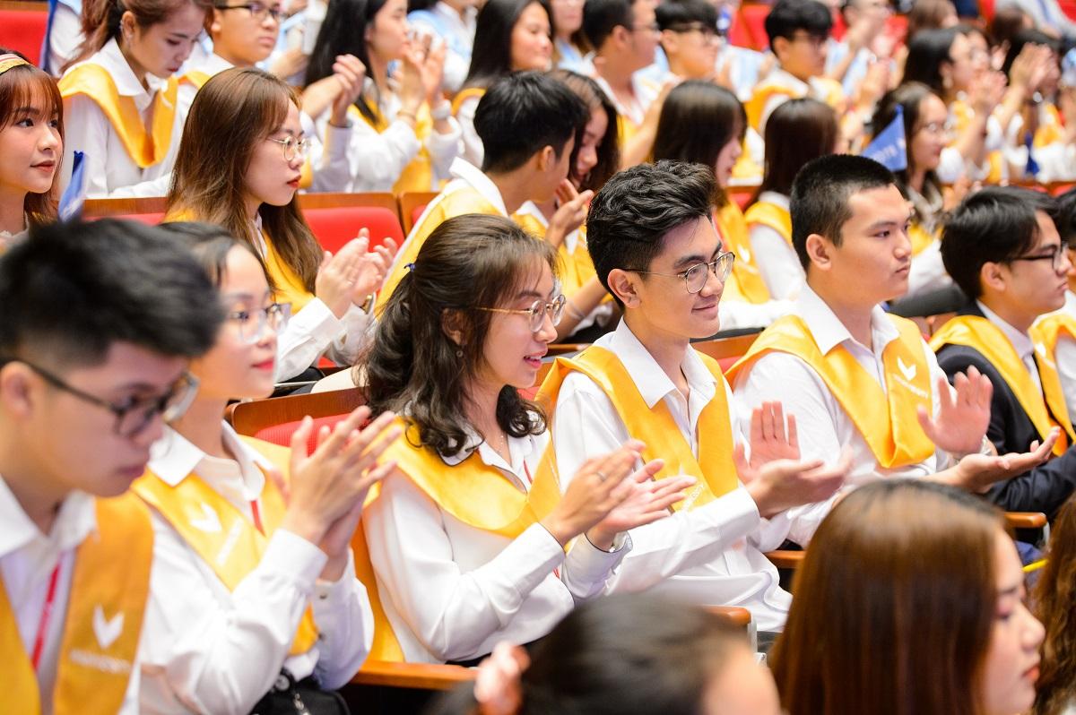 Trường đại học VinUni khai giảng năm học đầu tiên  - Ảnh 1