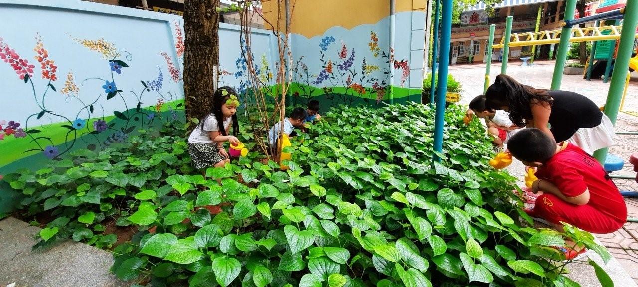 Trường mầm non Phương Lâm – Mỗi ngày đến trường là một ngày vui - Ảnh 6