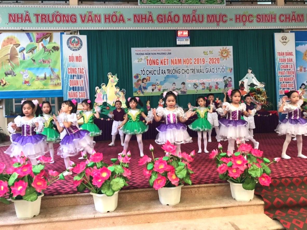 Trường mầm non Phương Lâm – Mỗi ngày đến trường là một ngày vui - Ảnh 8