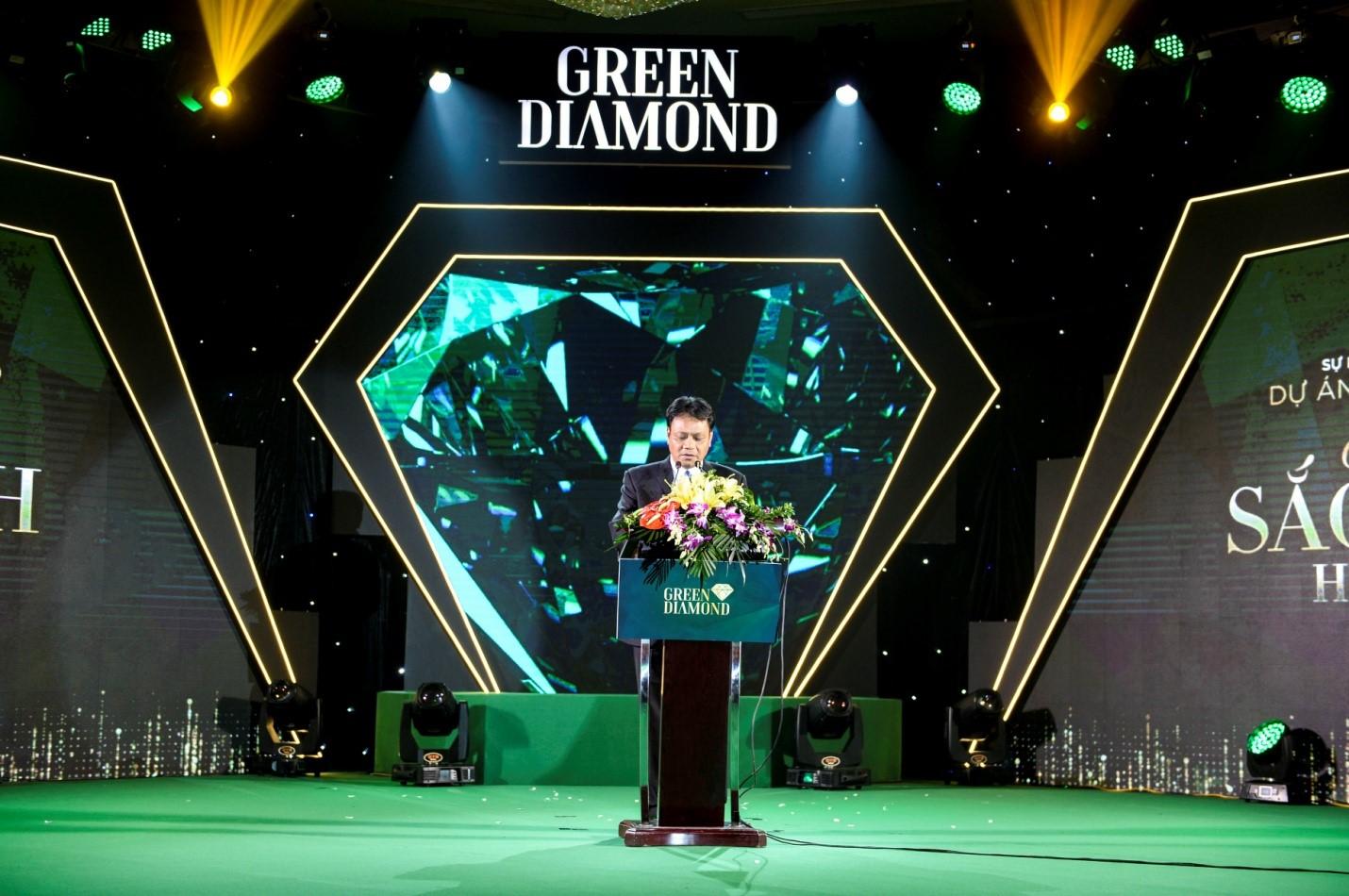"""Chính thức mở bán """"Kiệt tác công nghệ xanh"""" Green Diamond gây sốt thị trường miền Bắc - Ảnh 2"""