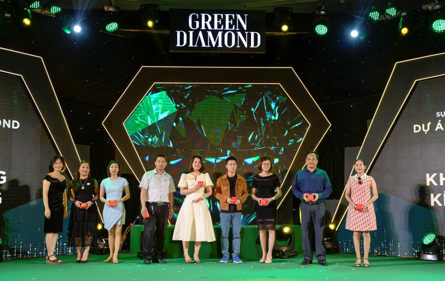 """Chính thức mở bán """"Kiệt tác công nghệ xanh"""" Green Diamond gây sốt thị trường miền Bắc - Ảnh 5"""