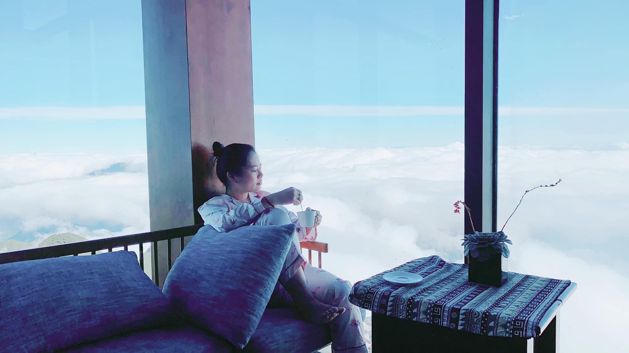 """Biển mây Fansipan """"dậy sóng"""" mạng xã hội  - Ảnh 4"""