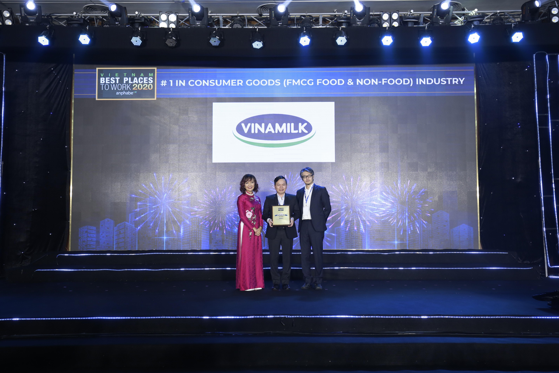Vinamilk lần thứ 3 liên tiếp được bình chọn là nơi làm việc tốt nhất Việt Nam - Ảnh 7