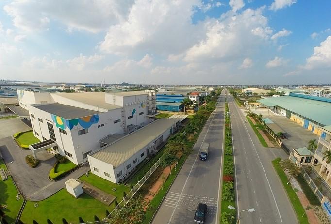 Bắc Ninh phát triển hạ tầng các khu công nghiệp, góp phần đẩy mạnh thu hút đầu tư - Ảnh 2