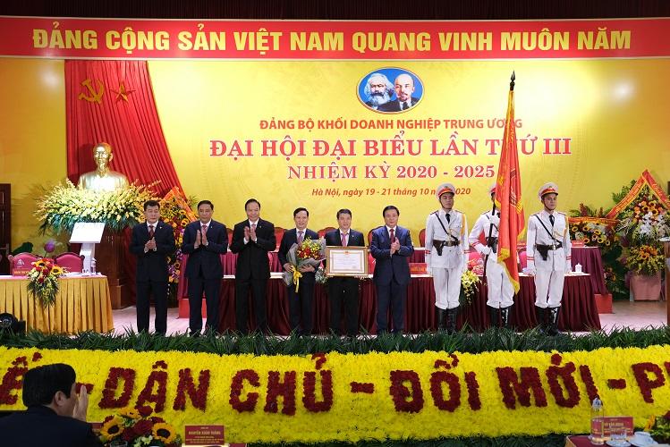Đại hội đại biểu Đảng bộ Khối Doanh nghiệp Trung ương thành công tốt đẹp - Ảnh 4