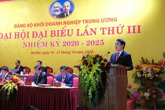 Đại hội đại biểu Đảng bộ Khối Doanh nghiệp Trung ương thành công tốt đẹp - Ảnh 6