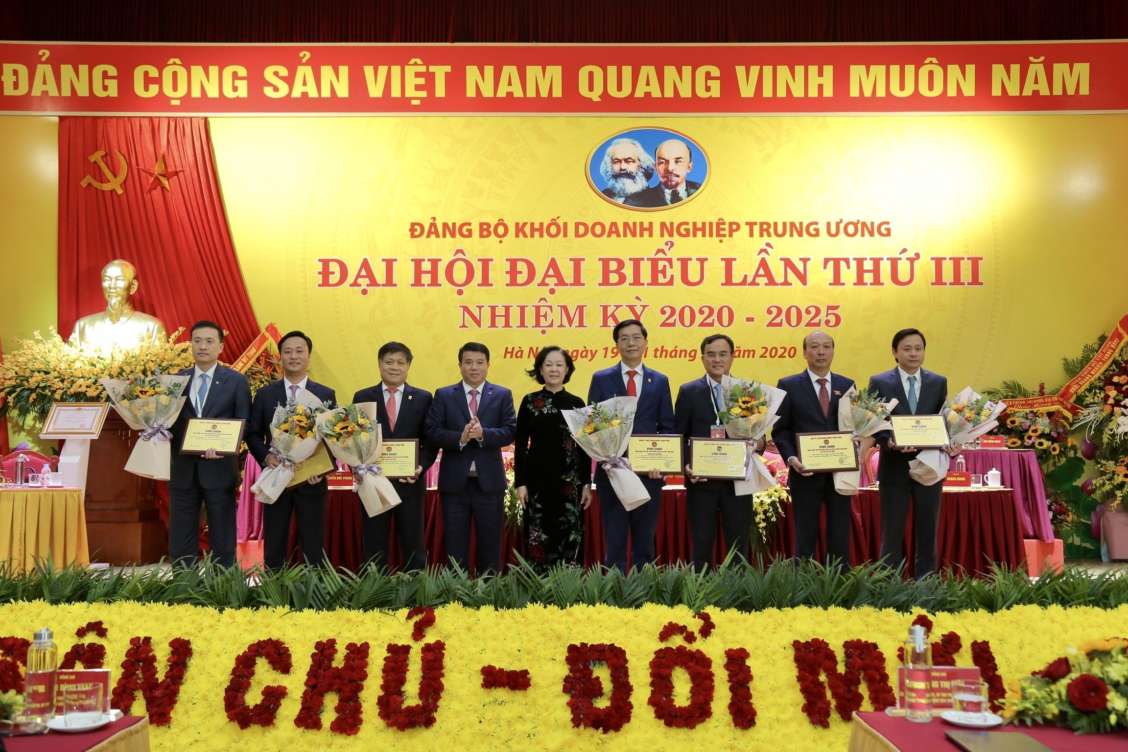 Đại hội đại biểu Đảng bộ Khối Doanh nghiệp Trung ương thành công tốt đẹp - Ảnh 8
