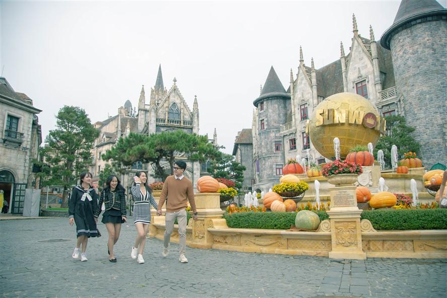 Sun World Ba Na Hills bật mí về một đêm tiệc Halloween đặc biệt nhất từ trước đến nay - Ảnh 3