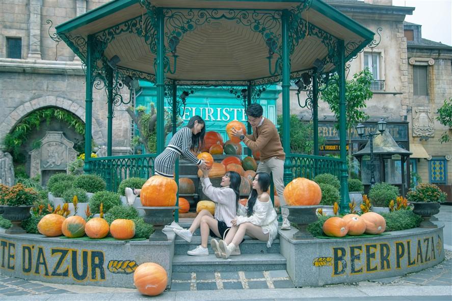 Sun World Ba Na Hills bật mí về một đêm tiệc Halloween đặc biệt nhất từ trước đến nay - Ảnh 4