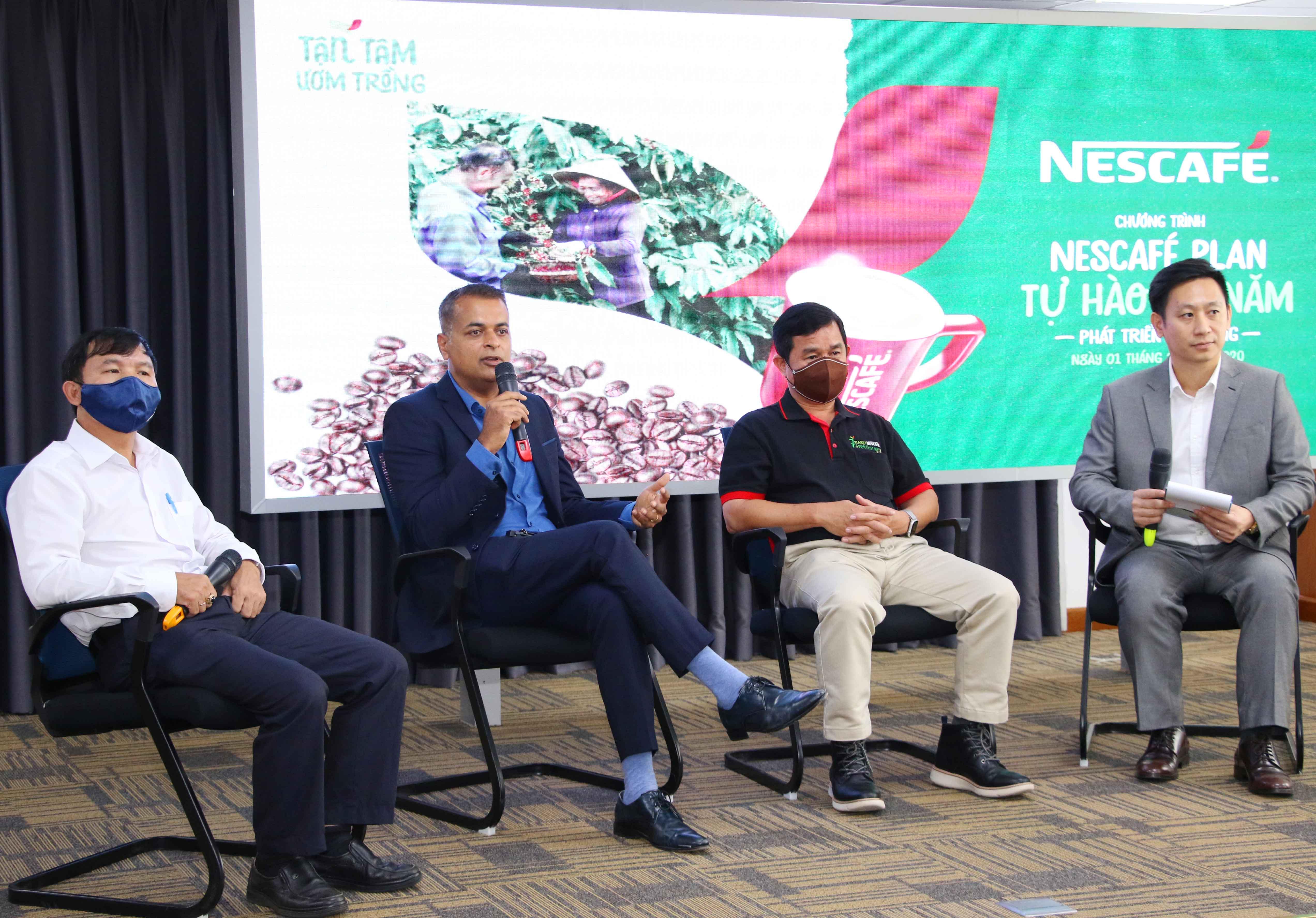 NESCAFÉ Plan: Tự hào 10 năm phát triển cà phê bền vững - Ảnh 4