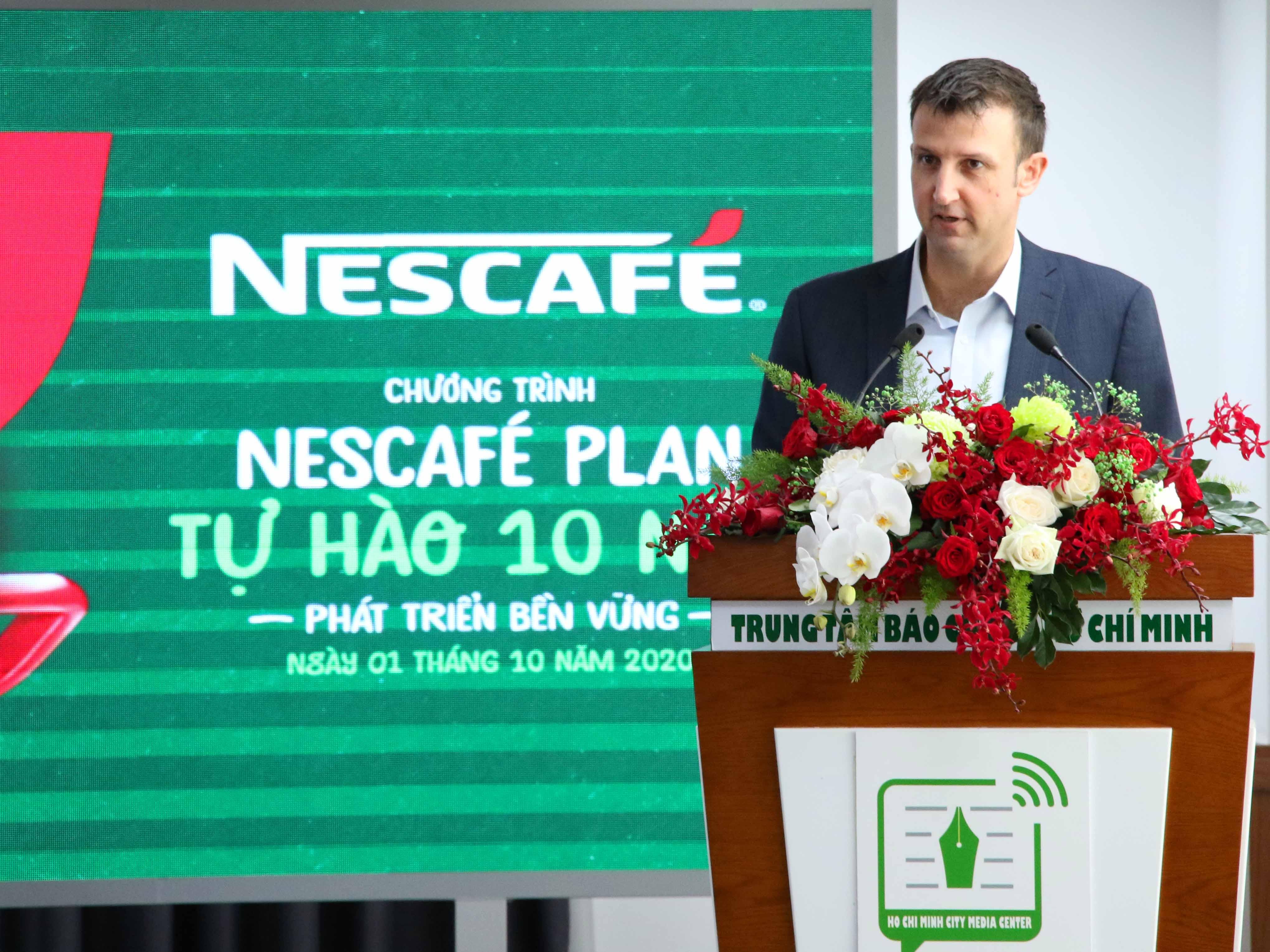 NESCAFÉ Plan: Tự hào 10 năm phát triển cà phê bền vững - Ảnh 6