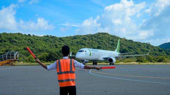 Côn Đảo mong thêm đường bay thẳng, sân bay được nâng cấp mở rộng - Ảnh 1