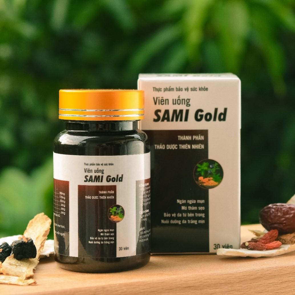 Bộ 3 sản phẩm Sami – Giải pháp tối ưu cho làn da mụn  - Ảnh 3