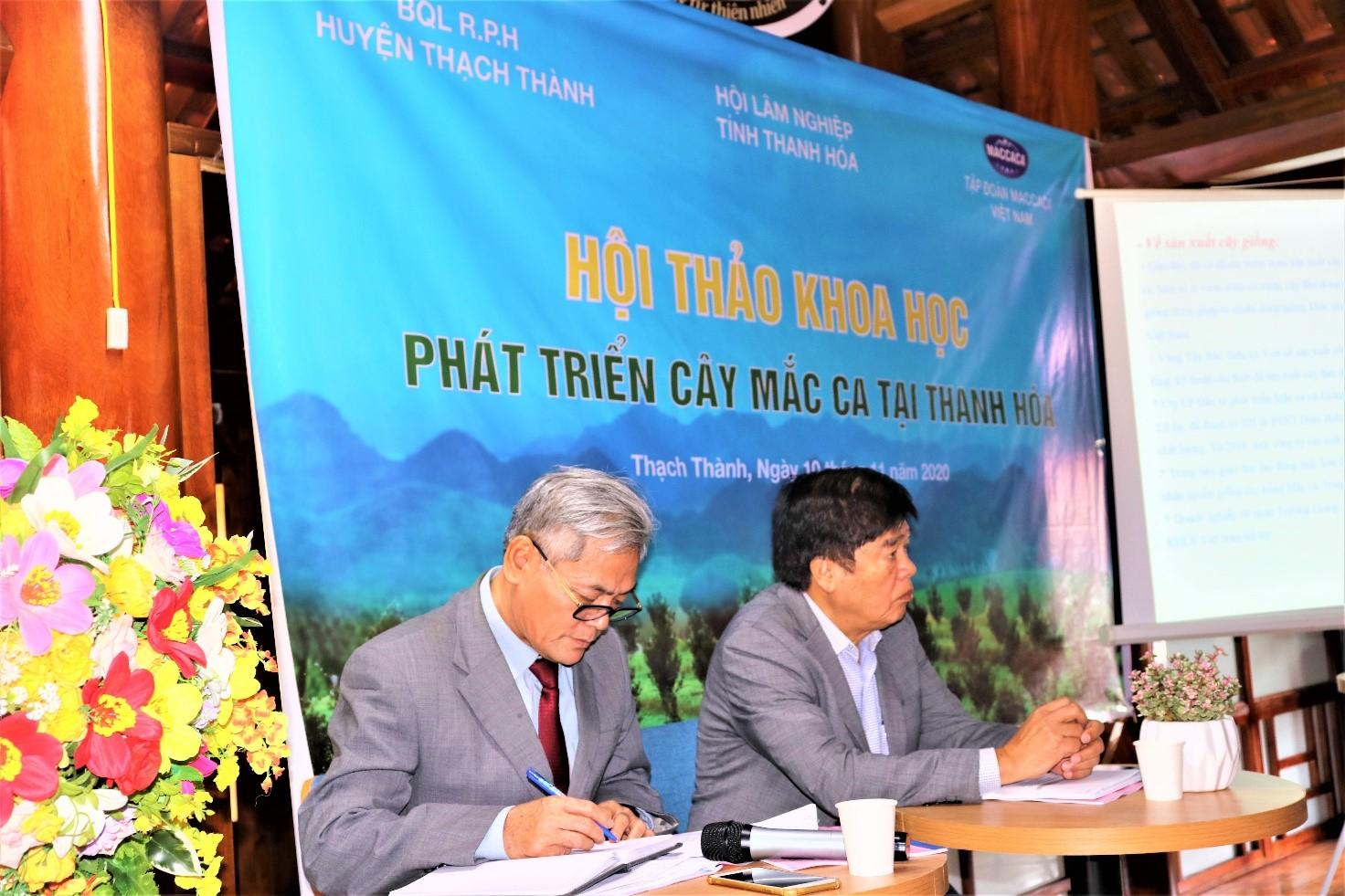 Thanh Hóa: Thúc đẩy quy hoạch phát triển cây mắc ca góp phần chuyển dịch cơ cấu kinh tế nông nghiệp - Ảnh 2
