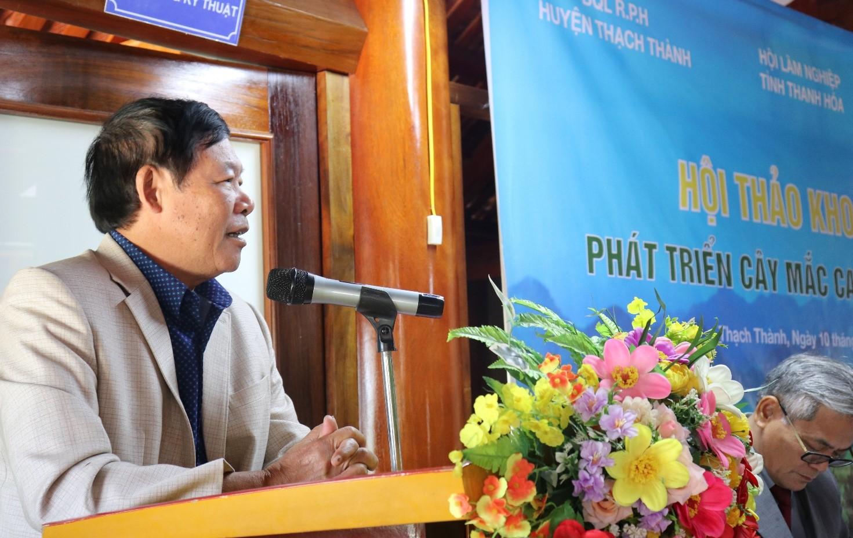 Thanh Hóa: Thúc đẩy quy hoạch phát triển cây mắc ca góp phần chuyển dịch cơ cấu kinh tế nông nghiệp - Ảnh 5