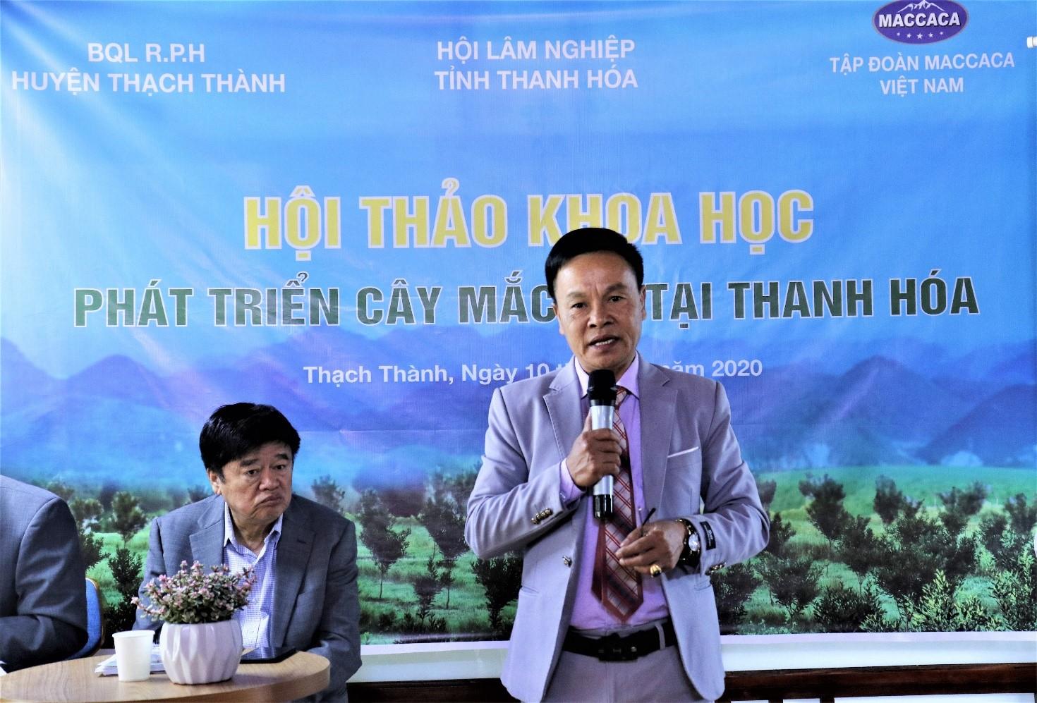 Thanh Hóa: Thúc đẩy quy hoạch phát triển cây mắc ca góp phần chuyển dịch cơ cấu kinh tế nông nghiệp - Ảnh 6