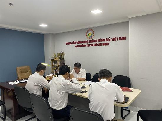 Chi nhánh Trung tâm Công nghệ Chống hàng giả Việt Nam tại TP.HCM sẽ ra mắt vào ngày 18/11 - Ảnh 1
