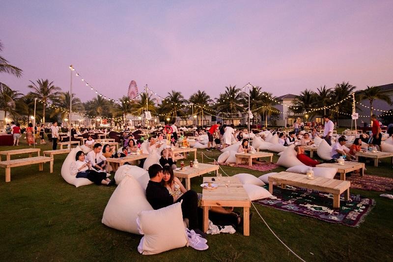 """Mãn nhãn cung đường marathon """"cực phẩm"""" và kỳ nghỉ trong mơ ở Vinpearl Phú Quốc - Ảnh 12"""