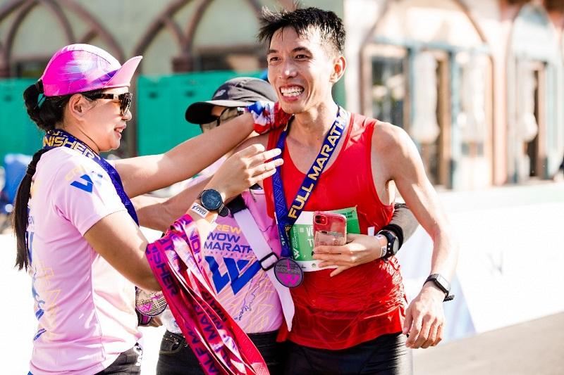 """Mãn nhãn cung đường marathon """"cực phẩm"""" và kỳ nghỉ trong mơ ở Vinpearl Phú Quốc - Ảnh 13"""