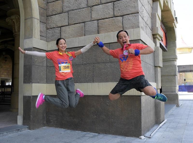 """Mãn nhãn cung đường marathon """"cực phẩm"""" và kỳ nghỉ trong mơ ở Vinpearl Phú Quốc - Ảnh 8"""