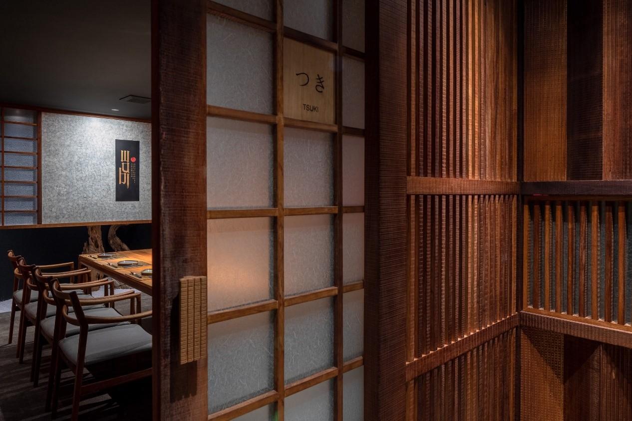 Không gian sang trọng, tinh tế tại Wabi Premium Japanese Restaurant  - Ảnh 3