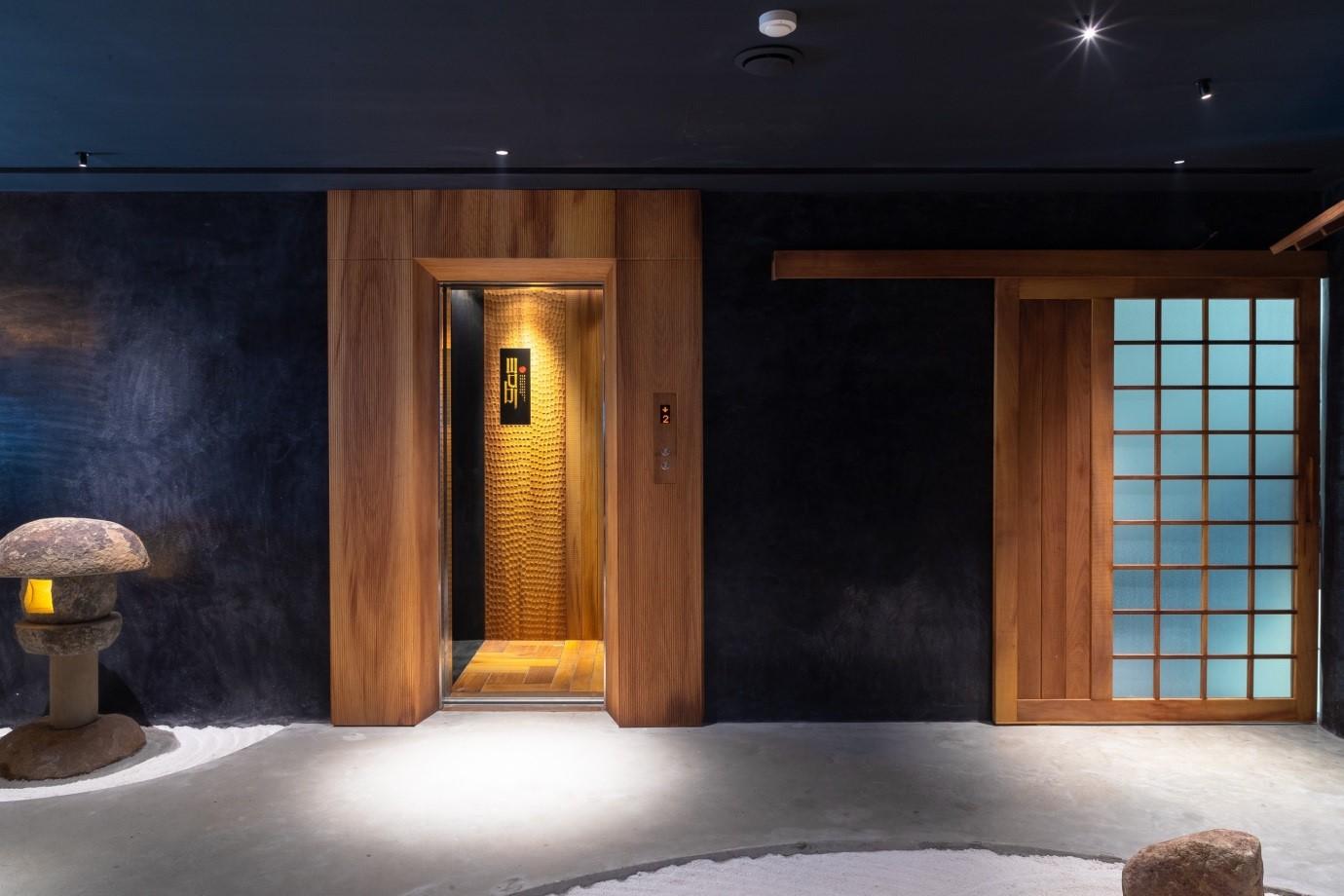 Không gian sang trọng, tinh tế tại Wabi Premium Japanese Restaurant  - Ảnh 5
