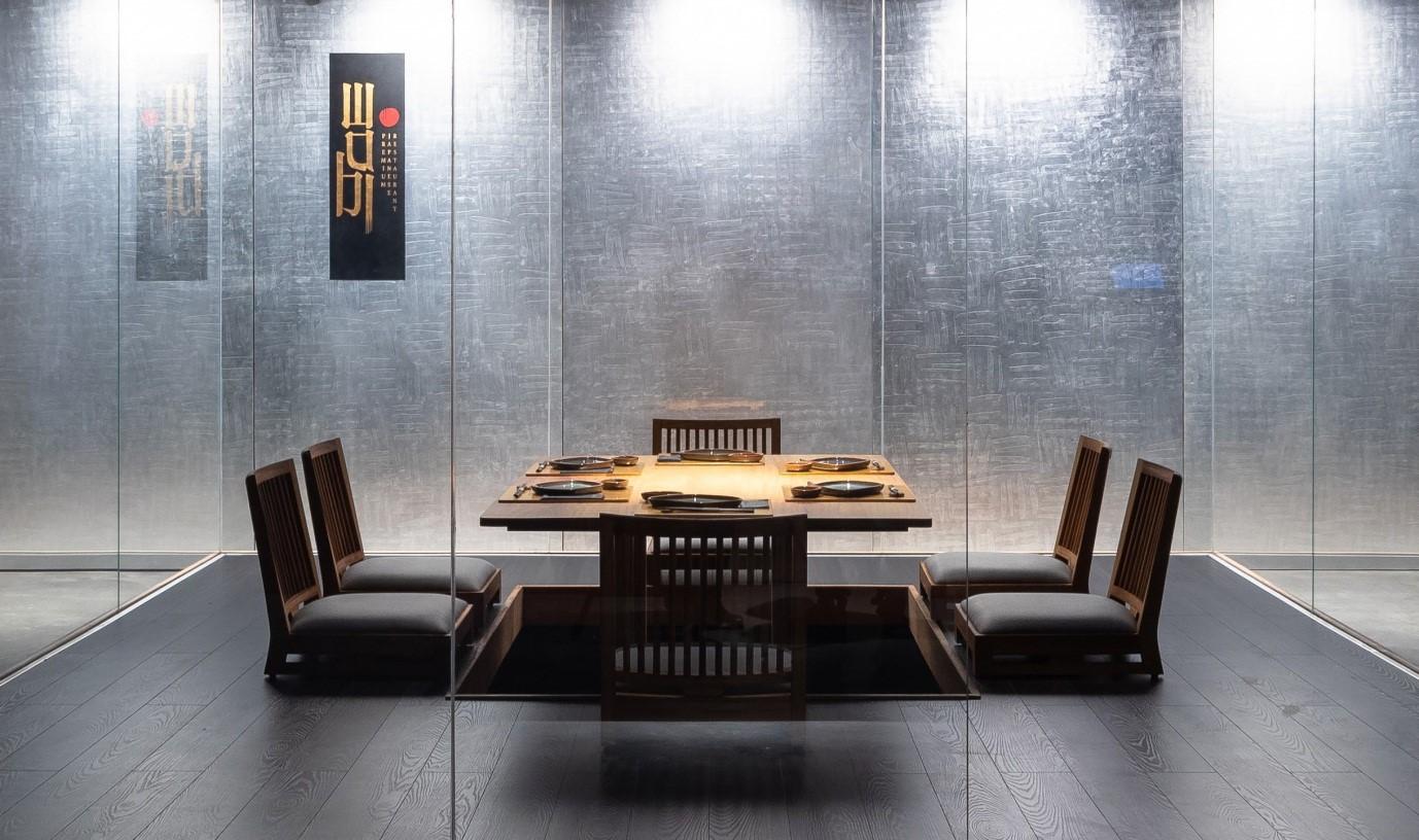 Không gian sang trọng, tinh tế tại Wabi Premium Japanese Restaurant  - Ảnh 6