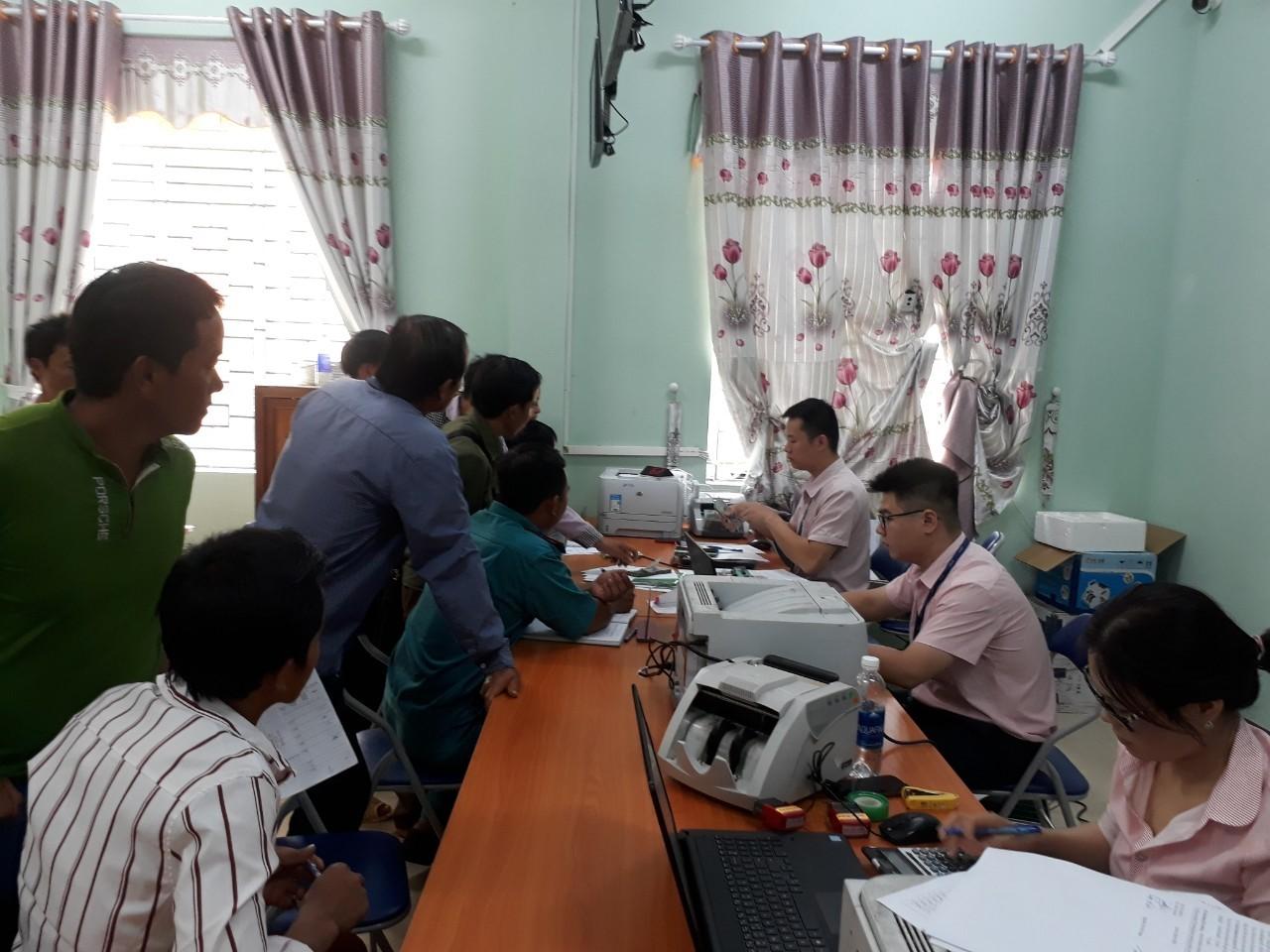 Quỹ Bảo vệ và Phát triển rừng tỉnh Điện Biên chi trả tiền dịch vụ môi trường rừng đến các chủ rừng kịp thời, nhanh chóng, chính xác - Ảnh 2