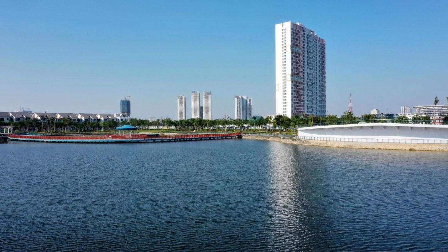 Hàng nghìn 'chiến binh' tham dự Lễ ra quân dự án Khu đô thị Dương Nội - Ảnh 3