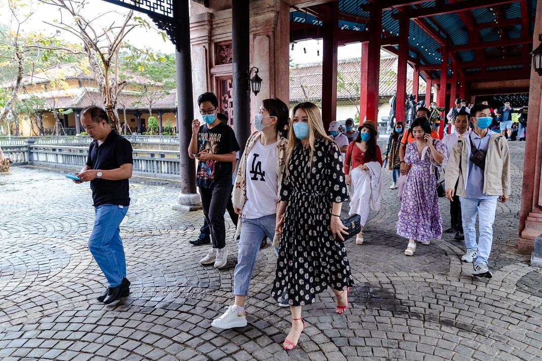 Sun World Ba Na Hills được chọn là điểm nhấn trong đợt kích cầu du lịch lần 2 của Đà Nẵng - Ảnh 2