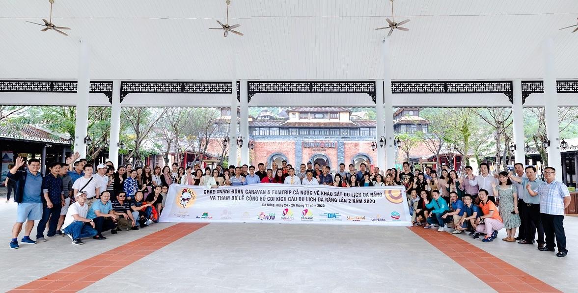 Sun World Ba Na Hills được chọn là điểm nhấn trong đợt kích cầu du lịch lần 2 của Đà Nẵng - Ảnh 1