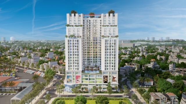 Geleximco Southern Star bán hết đợt hàng đầu tiên với 120 căn hộ - Ảnh 1