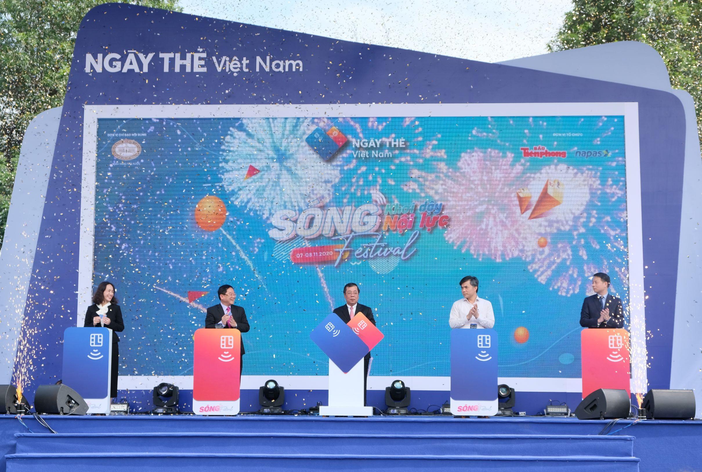 Vietcombank đồng hành cùng Sóng Festival – chuỗi hoạt động nằm trong khuôn khổ Ngày Thẻ Việt Nam 2020 - Ảnh 2