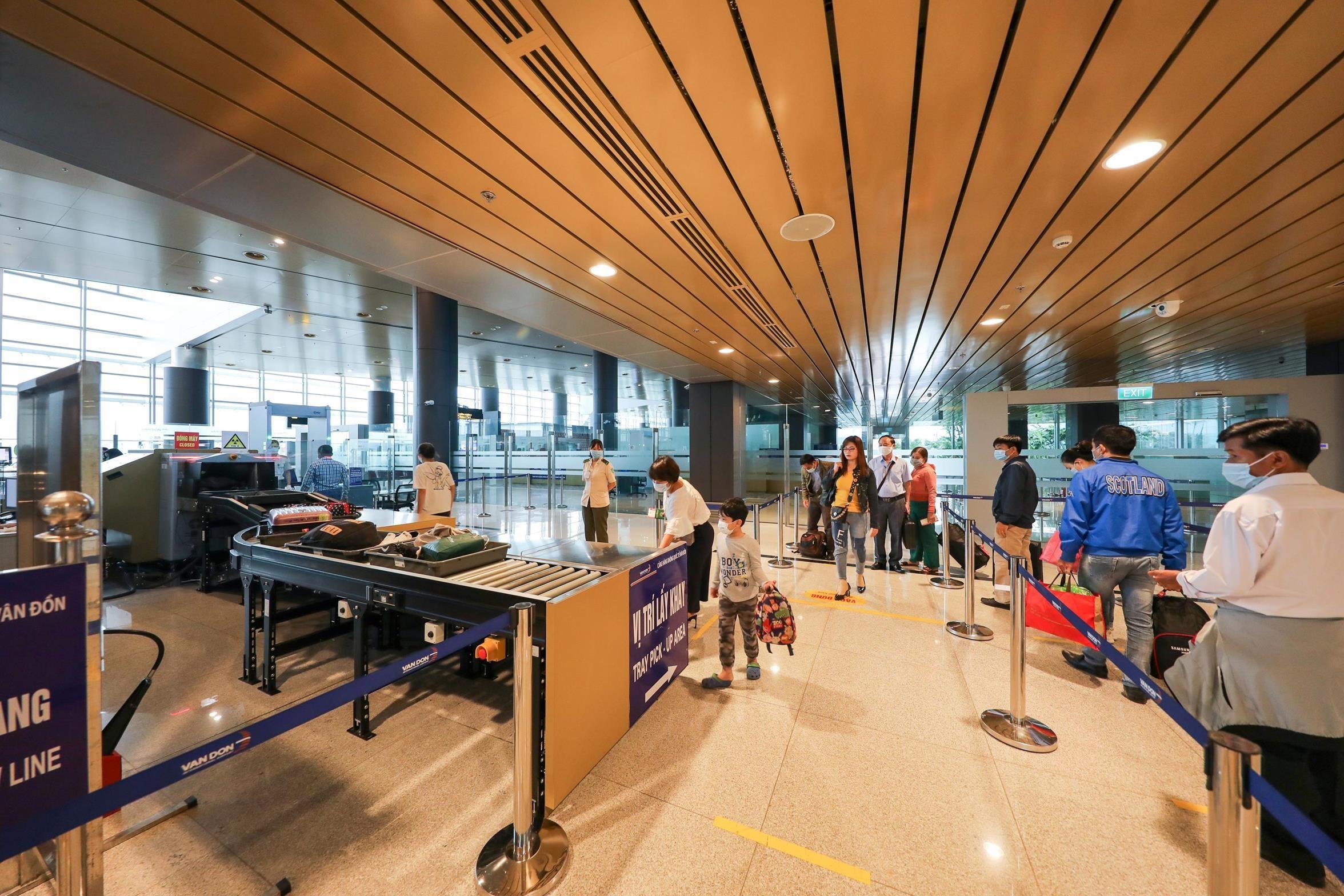 Hệ thống công nghệ tại sân bay hiện đại nhất Việt Nam có gì? - Ảnh 2