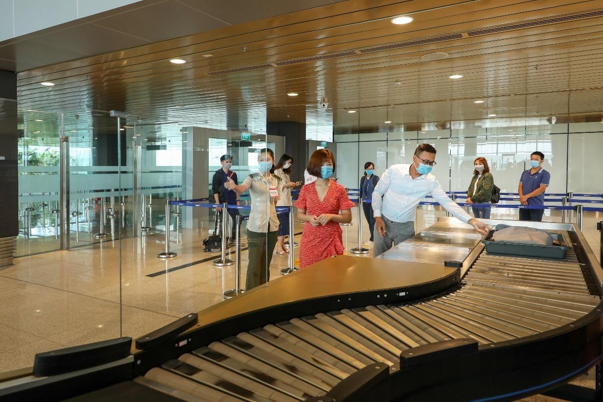 Hệ thống công nghệ tại sân bay hiện đại nhất Việt Nam có gì? - Ảnh 3